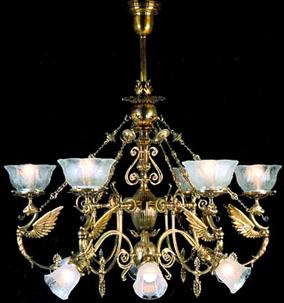 antique-light-fixture